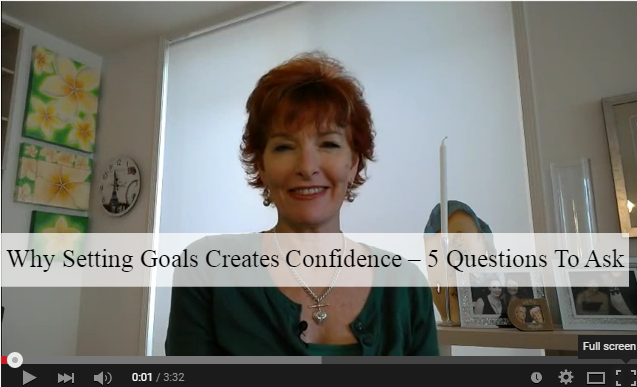 Why Setting Goals Creates Confidence