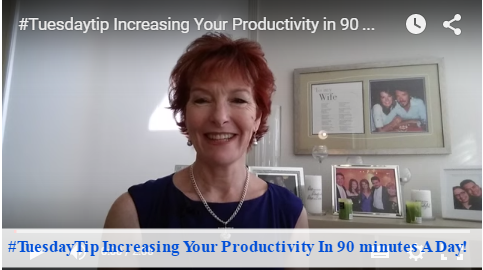 #TuesdayTip – Being More Productive