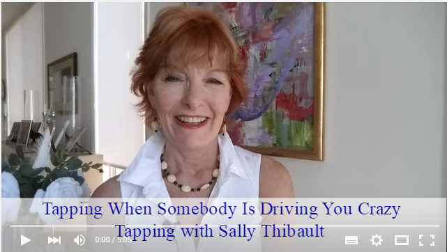 Tapping When Somebody Drives You Crazy!