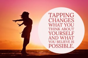 Tapping changes what you believe possible