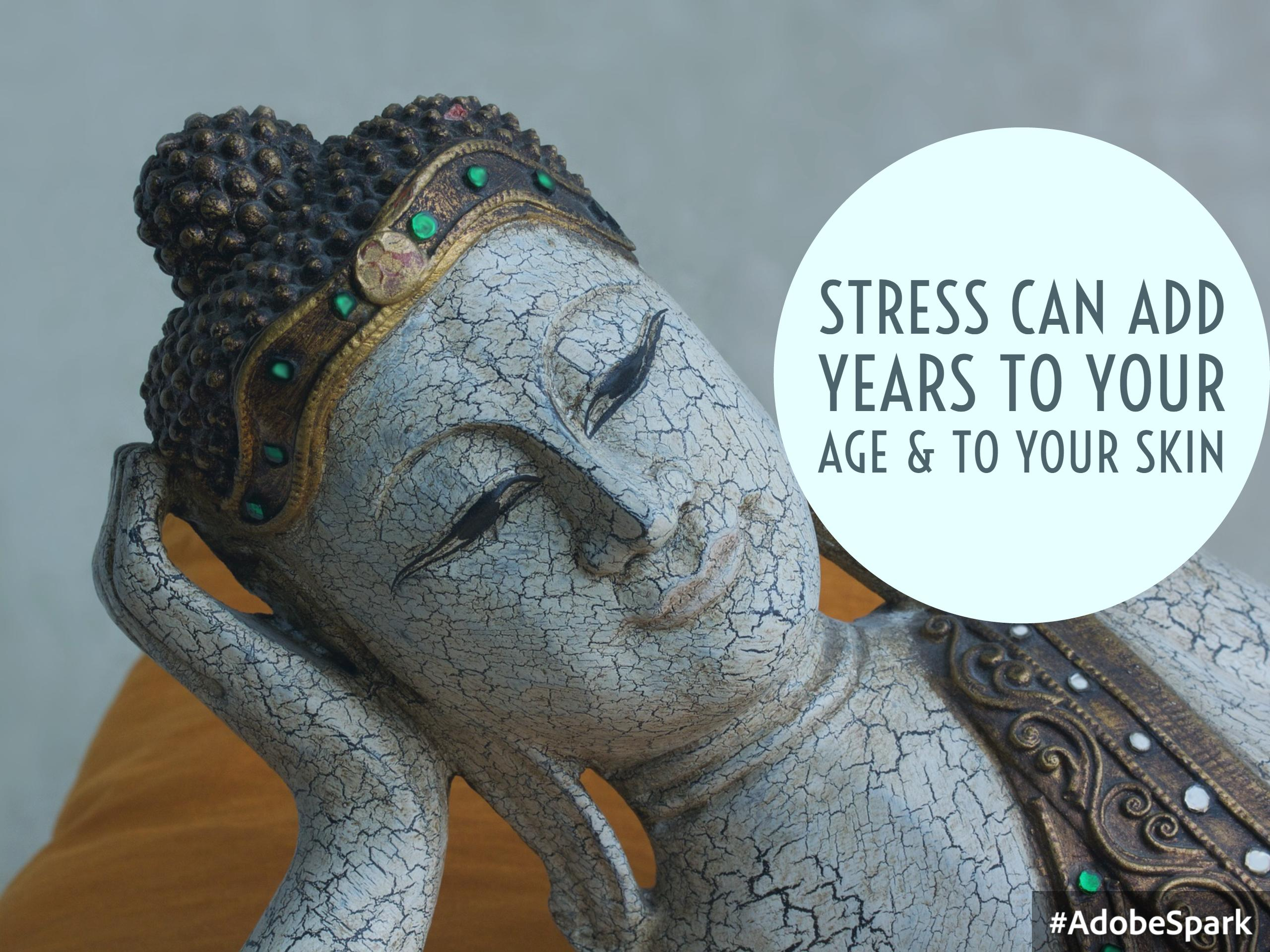 Why Stress Makes Us Look Older – And How to Reverse It!
