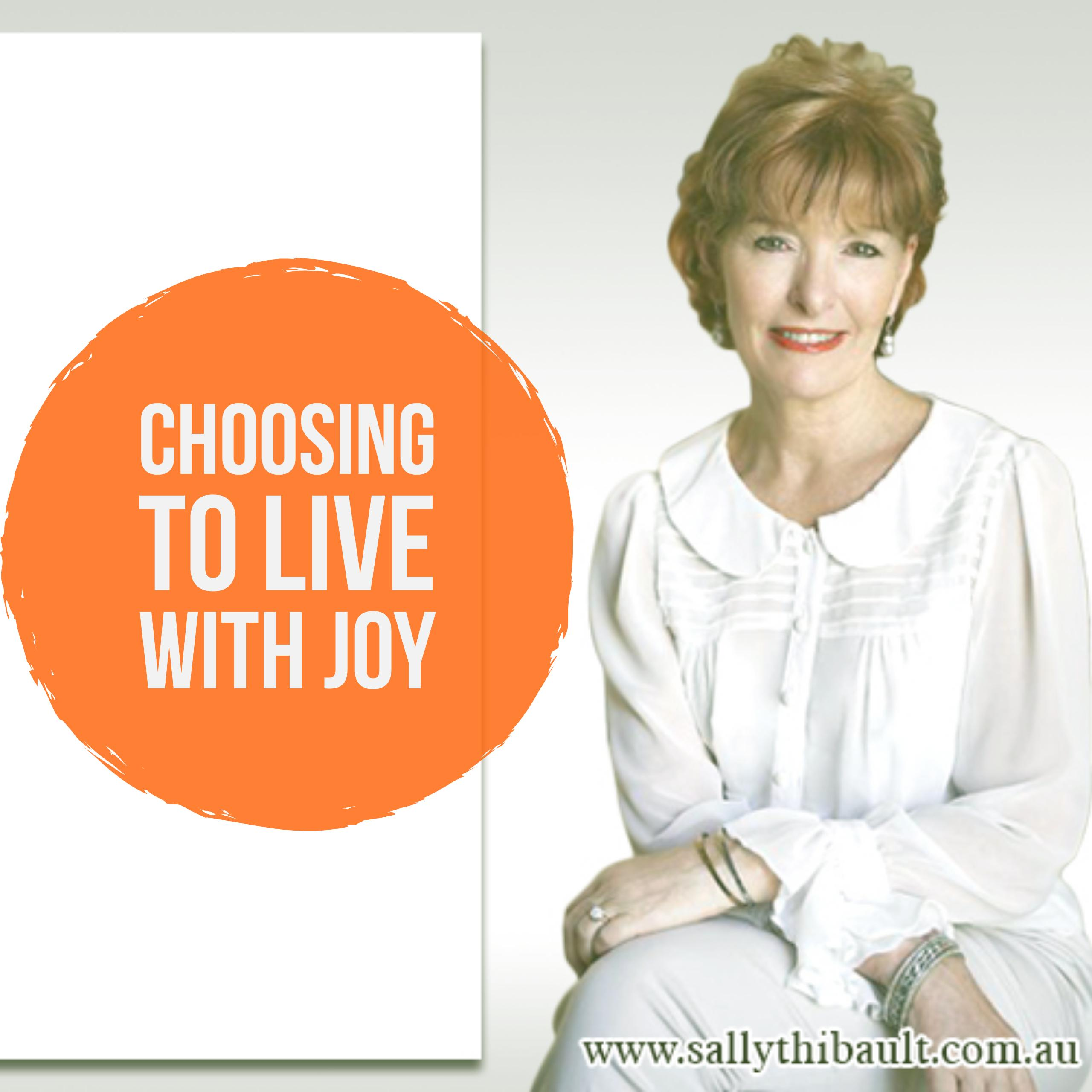Choosing to Live With Joy To Attract Success & Abundance