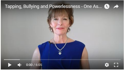 Tapping, Bullying and Powerlessness