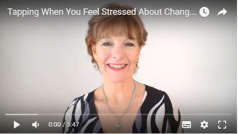 Tapping When You Feel Stressed About Change