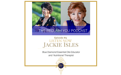 Reclaim You Podcast #9 With Jackie Isles
