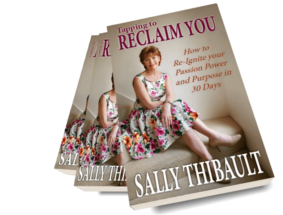 Tapping to Reclaim You - Book