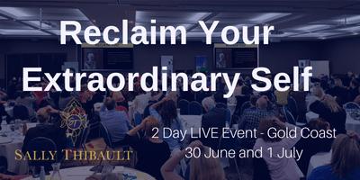 Reclaim Your Extraordinary Self Event