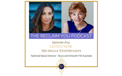 Reclaim You Podcast Episode #14 with Michelle Stephenson
