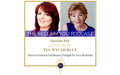 Reclaim You Podcast Episode #19 With Fin Wycherley