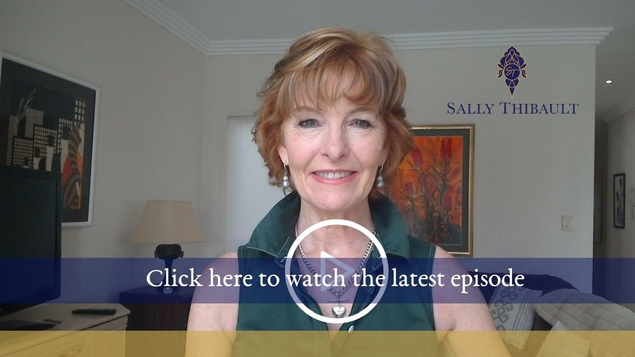 Sally Thibault - Speaker, Author and EFT Practitioner