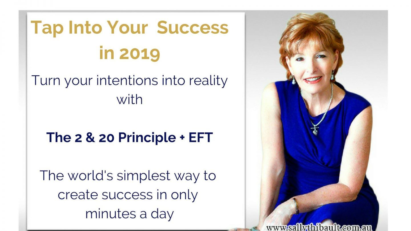 TAP INTO YOUR SUCCESS IN 2019