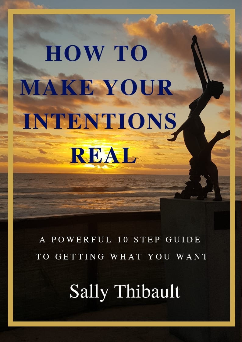 How to Make Your Intentions Real This Year - e-book