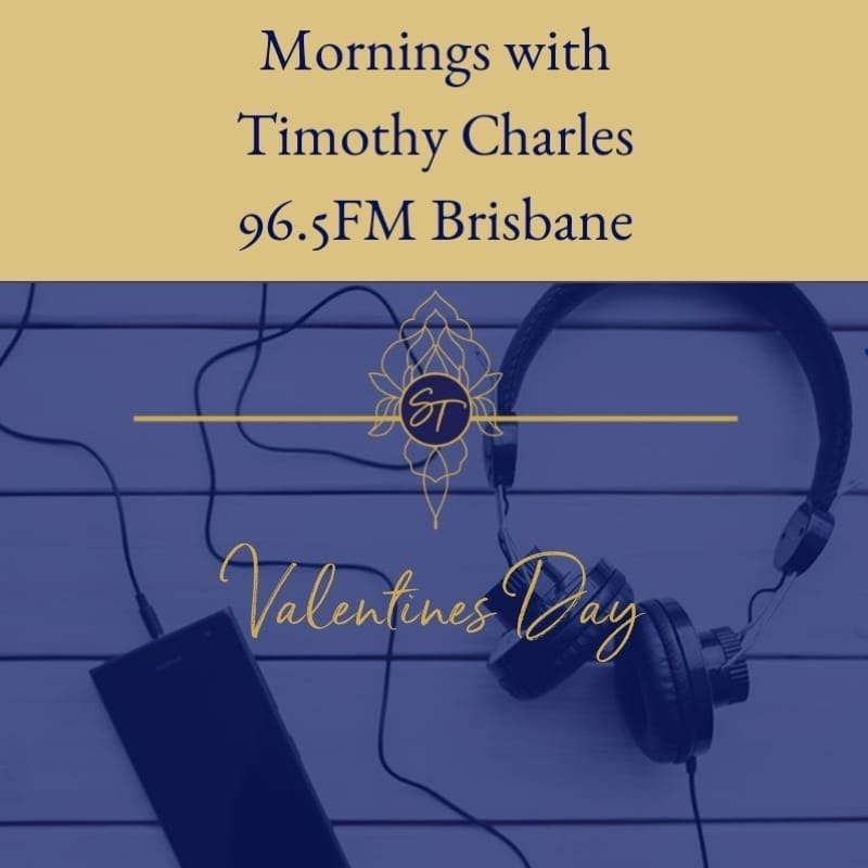 Mornings with Timothy Charles- Valentines Day