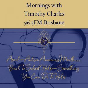 Autism, Sally Thibault, Timothy Charles