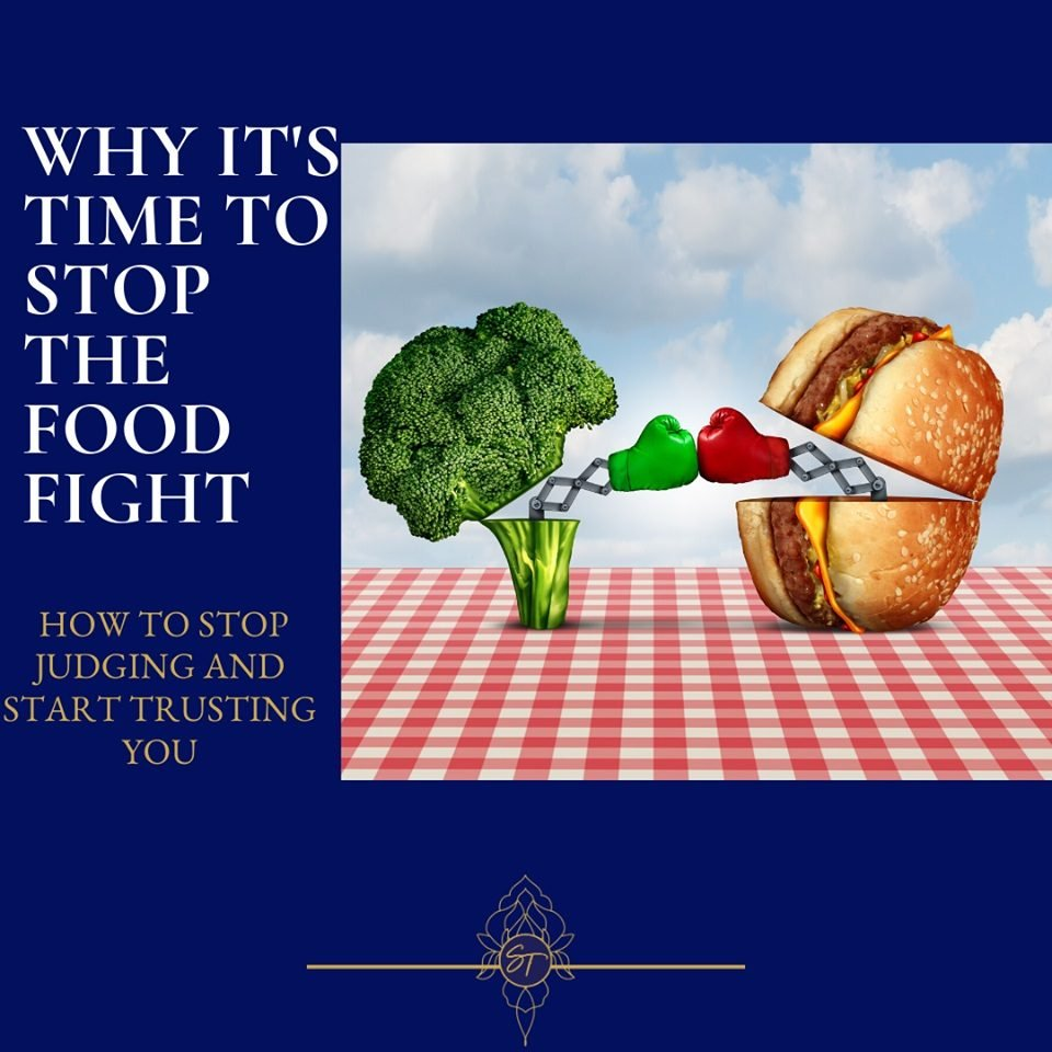 It's Time To Stop the Food Fights