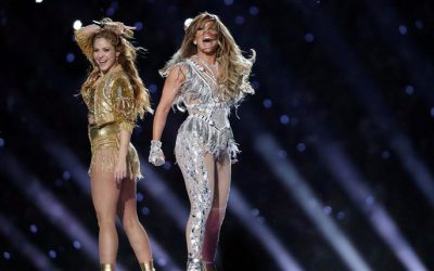 J-LO & SHAKIRA CHALLENGING AGEISM… AND THE 5 TOP WAYS YOU CAN TOO