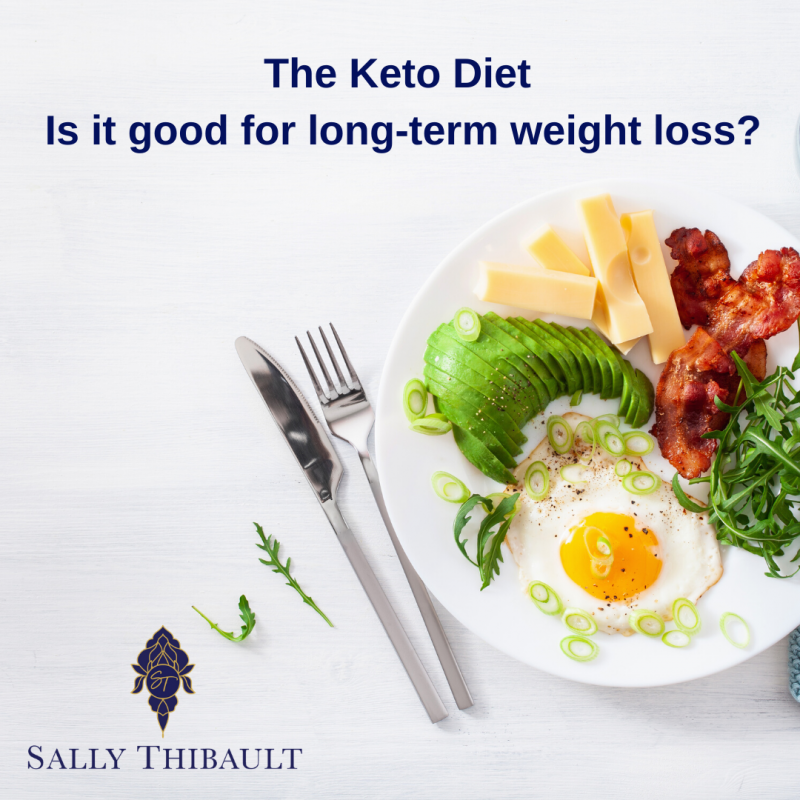 keto diet, eft, tapping