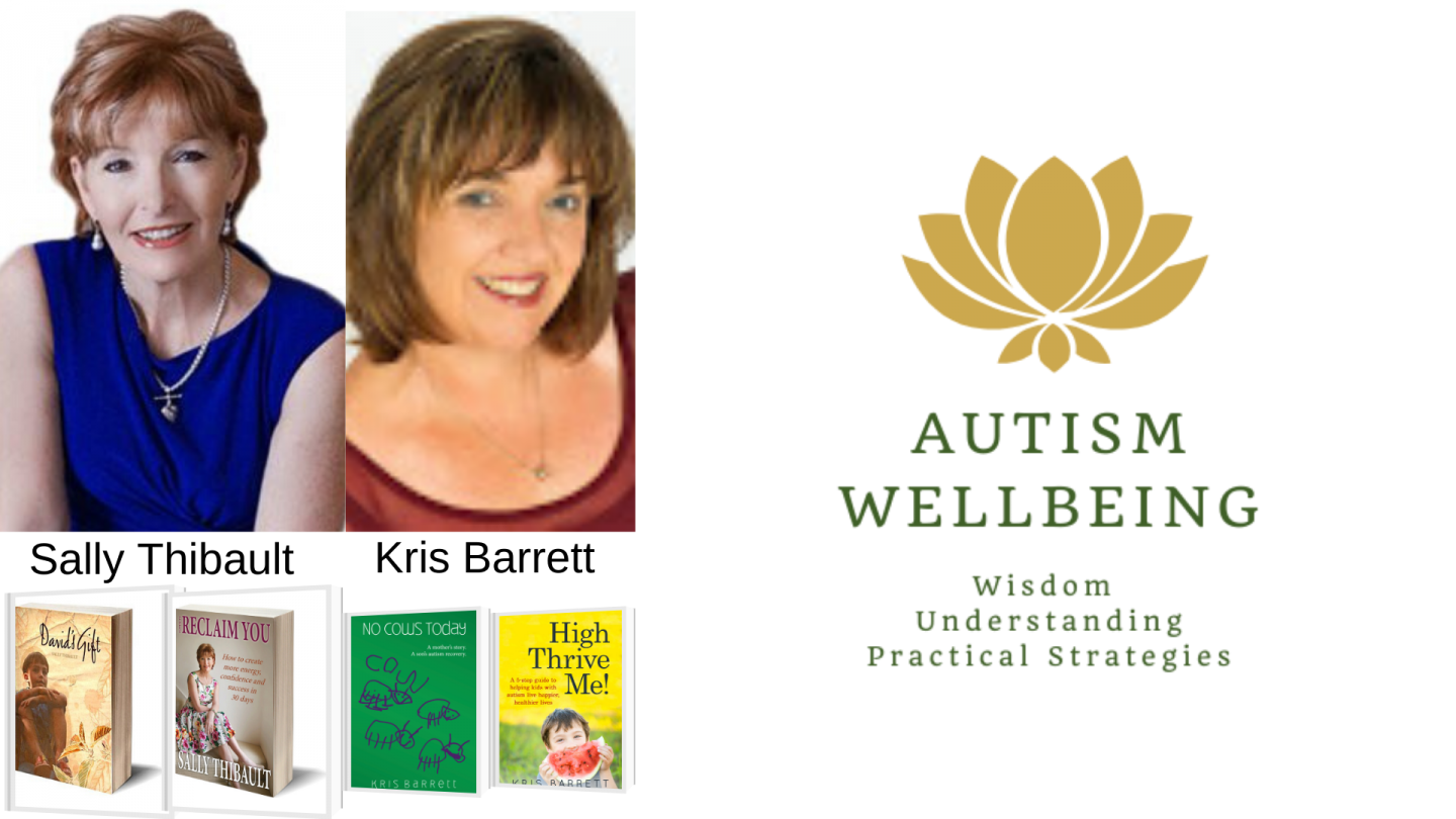 AUTISM WELL BEING – Saturday 21 March
