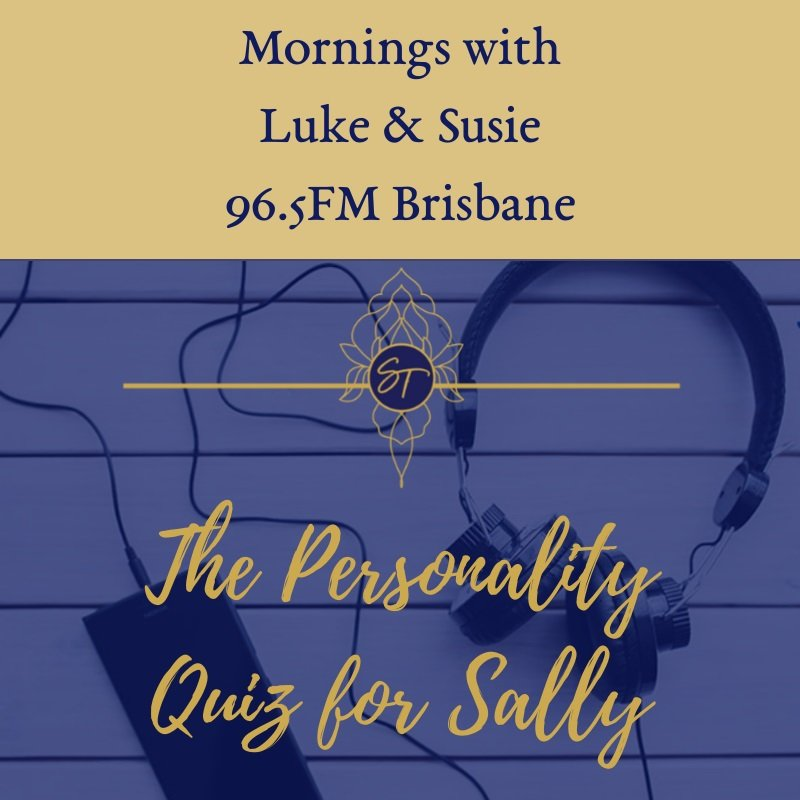 Sally Thibault – The Personality Quiz for Sally