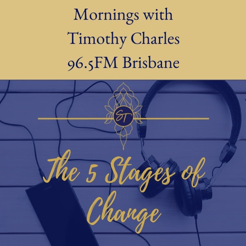 The 5 Stages of Change