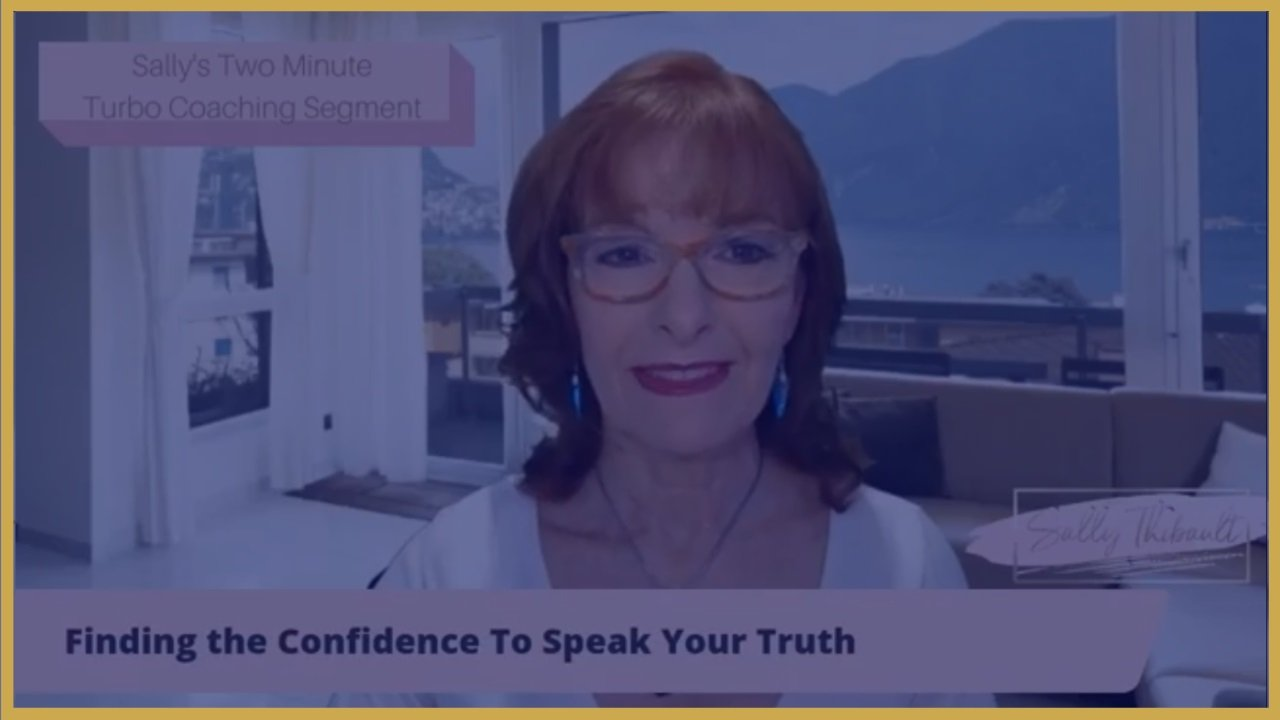 Finding the Confidence To Speak Your Truth