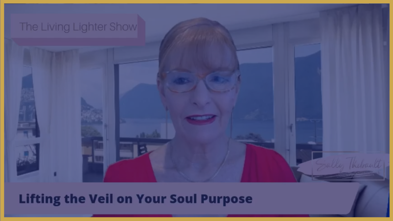 It's Time To Lift the Veil on Your Soul Purpose