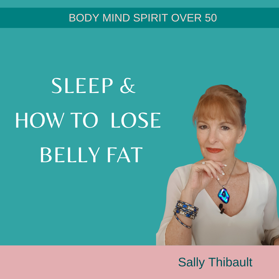 How To Lose Belly Fat by Getting a Good Night's Sleep