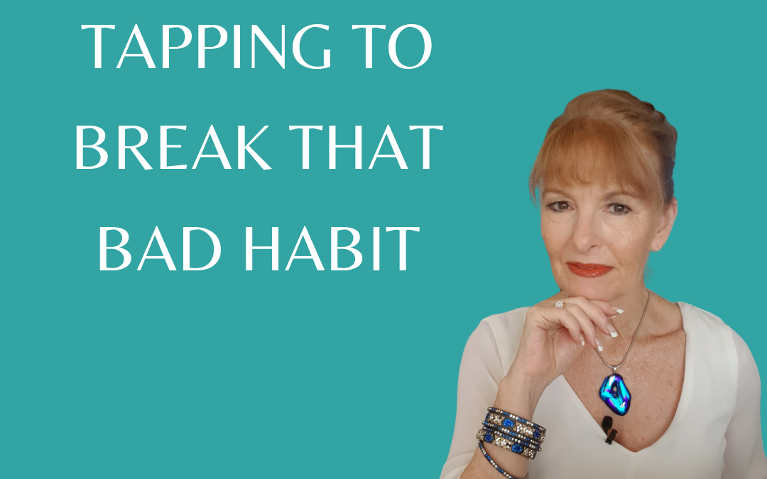 Tapping to Break That Bad Habit