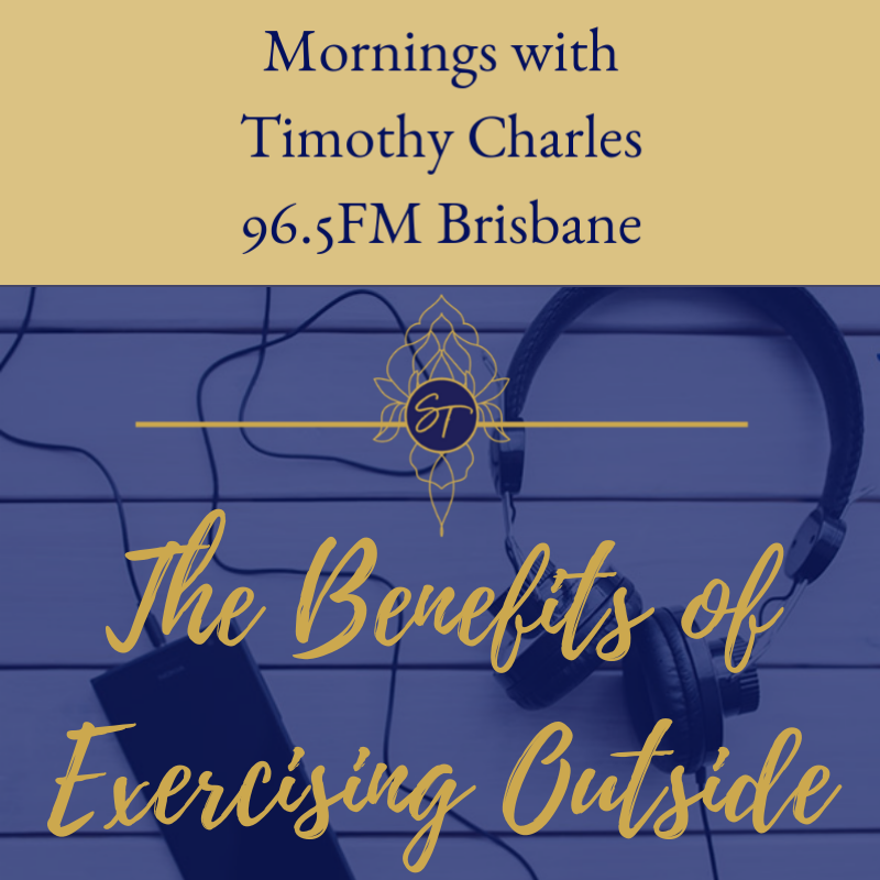 The Benefits of Exercising Outside