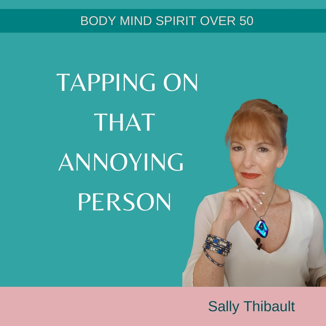 Tapping on that Annoying Person