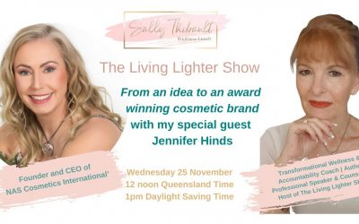 The Living Lighter Show – From Idea to Award Winning Cosmetic Brand