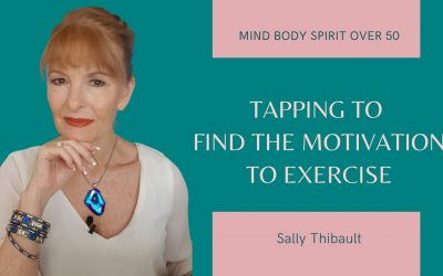 Tapping to Find the Motivation to Exercise
