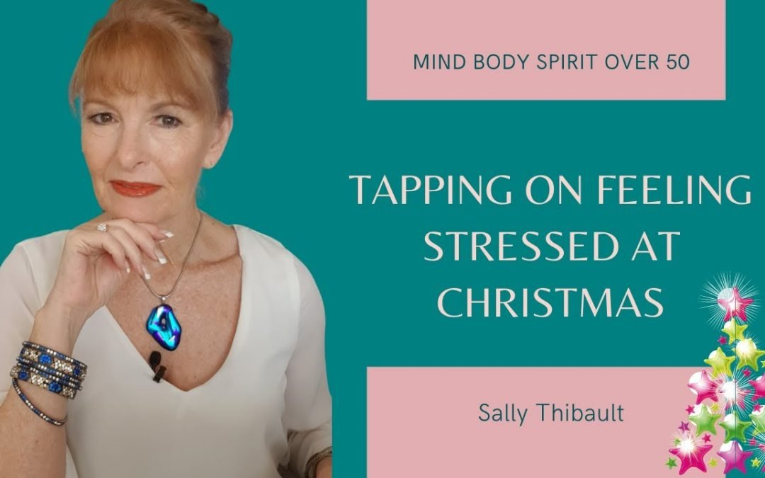 Tapping on Feeling on Christmas