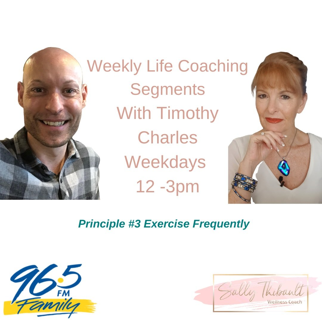 Principle #3 – Exercise Frequently